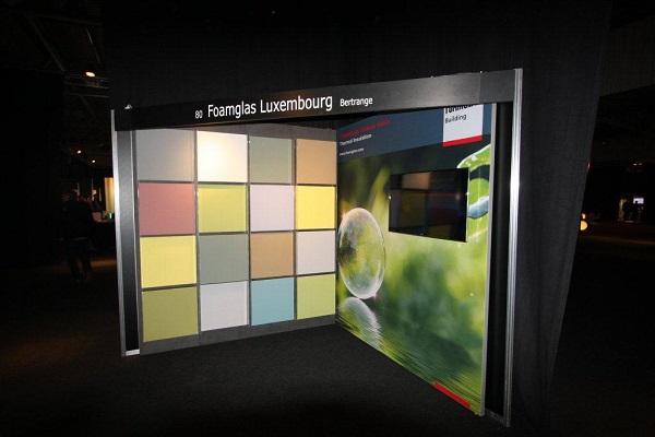 Exhibition Stand Design Presentation : Exhibition stand foamglas u presentationsamples
